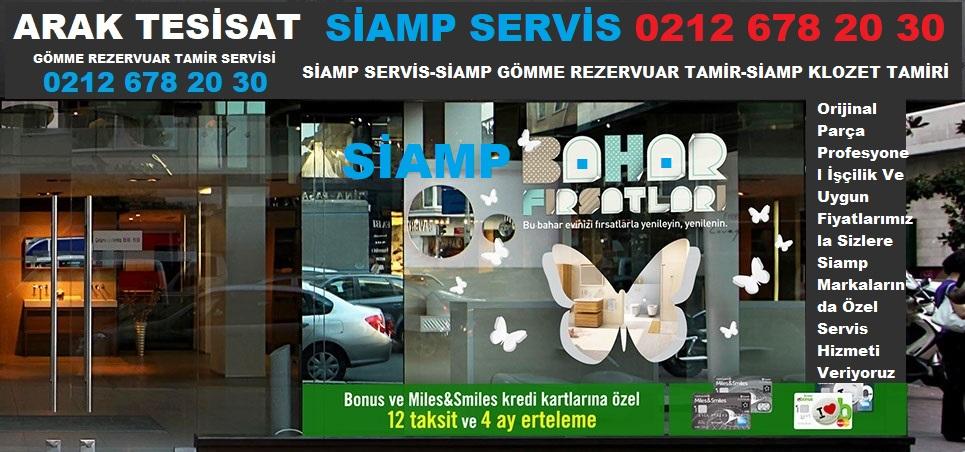 SIAMP SERVİS KARTAL 0216 420 22 12