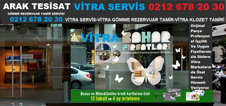 VİTRA SERVİS KARTAL 0216 420 22 12