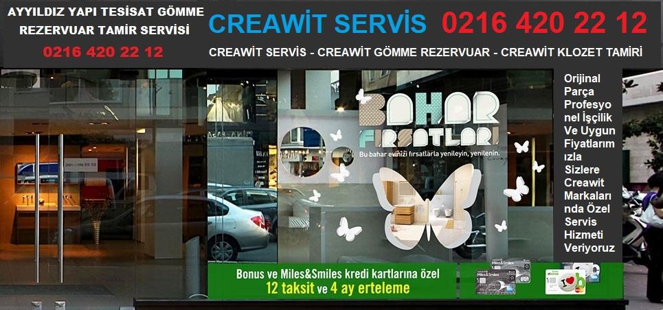 Üsküdar Creawit Servis   0216 420 22 12