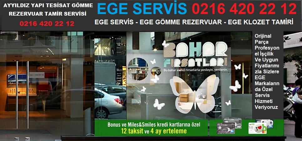 Üsküdar Ege Vitrifiye Servis 0216 420 22 12