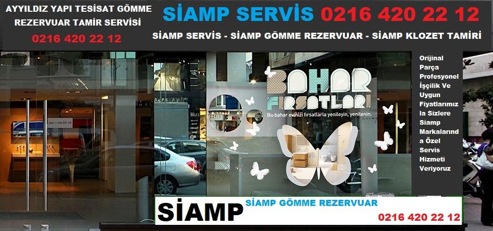 Siamp Servis 0216 420 22 12