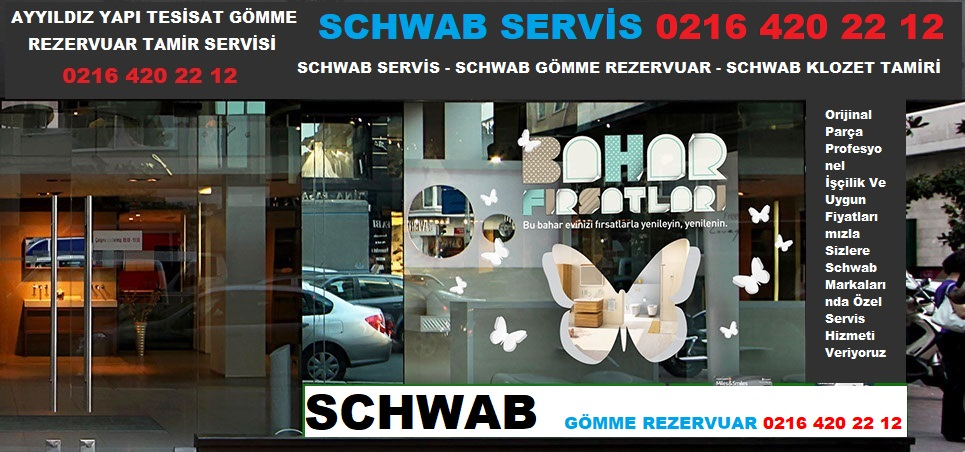 Schwab Servis  0216 420 22 12