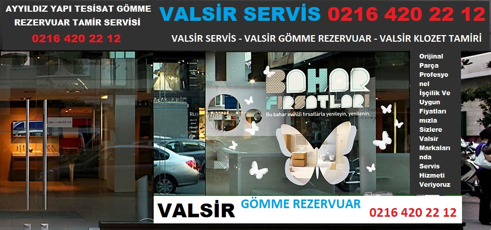 Valsir Servis 0216 420 22 12
