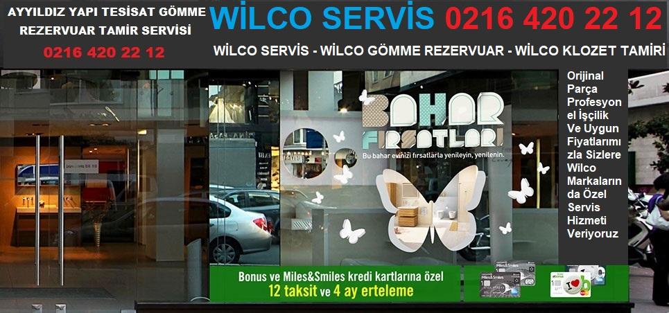 Üsküdar Wilco Servis        0216 420 22 12
